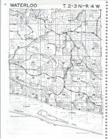 Map Image 009, Grant County 1982